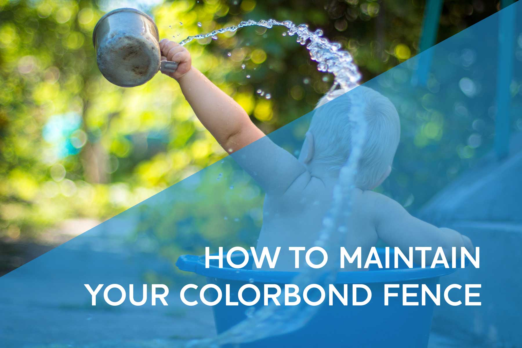 How to Maintain Your Colorbond Fence